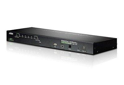 CS1708i 1-Local / Remote Share Access Switch de 8 portas PS
