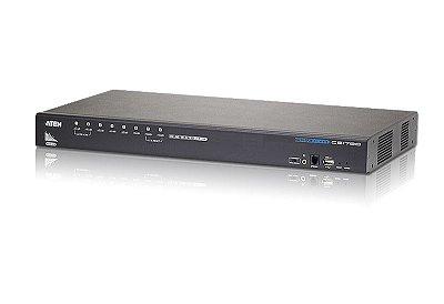 CS1798 KVM USB HDMI de 8 portas