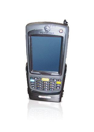 HCH-7010VL-CHG-DESK - Carregador de Bateria GTS de Viagem e de Mesa Para Motorola Symbol MC70 / 75