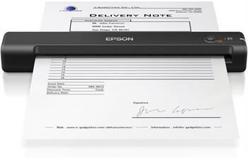 B11B252201 SCANNER EPSON WORKFORCE ES-50