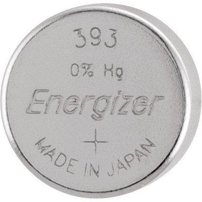 393 BATERIA 1,55V ENERGIZER ÓXIDO DE PRATA