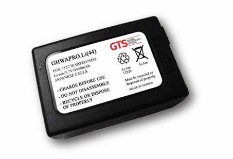 GHWAPRO-LI (44) - Bateria GTS Para Teklogix 7527C-G2 e WorkAbout Pro