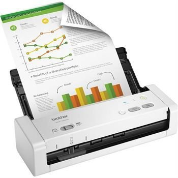 ADS-1250W Scanner Brother