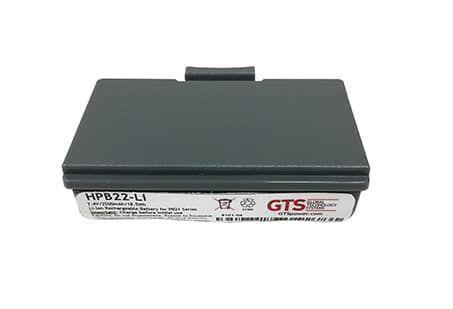 HPB22-Li - Bateria GTS Recarregável Para Impressoras Móveis da Série Intermec PB21 / PB31 / PB22 / PB32
