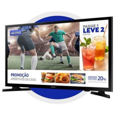 LH55BENELGA/ZD Tv Samsung Business Smart 4K 55''