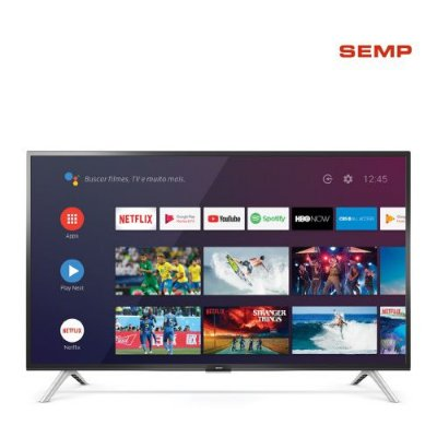 32S5300 TV 32P SEMP LED SMART WIFI HD USB HDMI (MH)