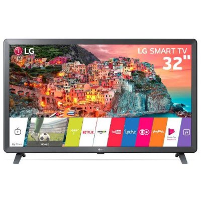 32LM625BPSB.AWZ TV 32P LG LED SMART WIFI HD USB HDMI