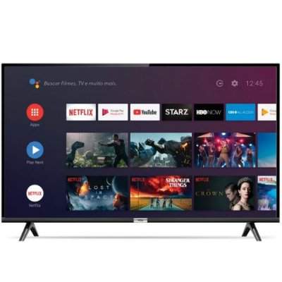 40S6500FS TV 40P TCL LED SMART FULL HD HDMI USB COMANDO DE VOZ (MH)