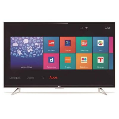L43S4900 TV 43P TCL LED SMART FULL HD HDMI USB