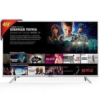 49K1US TV 49P SEMP LED 4K SMART WIFI FULL HD USB