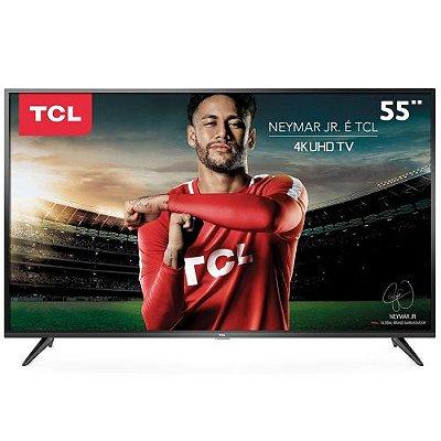 55P65US TV 55P TCL LED SMART 4K WIFI USB HDMI (MH)