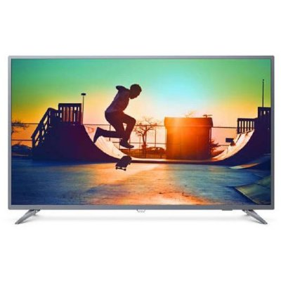 55PUG6513 TV 55P PHILIPS LED SMART 4K USB HDMI