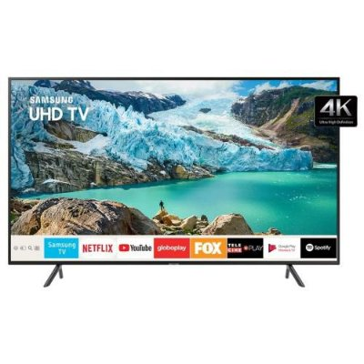 UN50RU7100GXZD TV 50P SAMSUNG LED SMART 4K WIFI USB HDMI