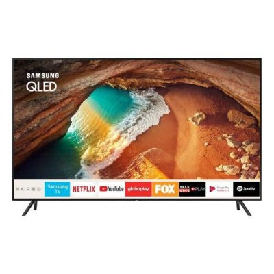 QN65Q60RAGXZD TV 65P SAMSUNG QLED SMART WIFI 4K USB HDMI