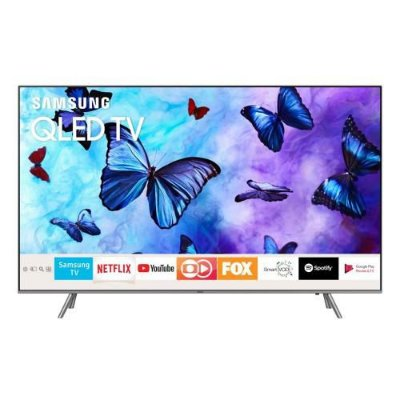QN65Q6FNAGXZD TV 65P SAMSUNG QLED SMART WIFI 4K USB HDMI