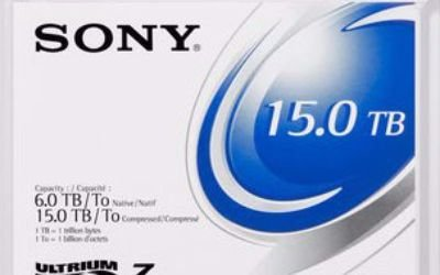 LTX600G FITA LTO ULTRIUM 7 6TB/15TB SONY