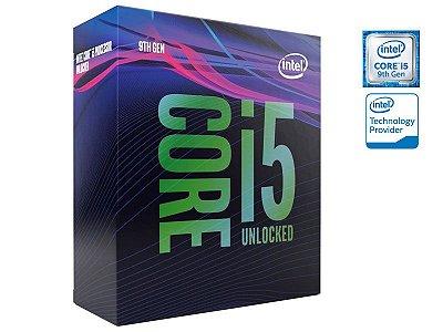BX80684I59400 PROCESSADOR CORE I5 LGA 1151 INTEL