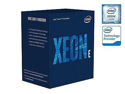 BX80684E2124G PROCESSADOR XEON E-2100 INTEL