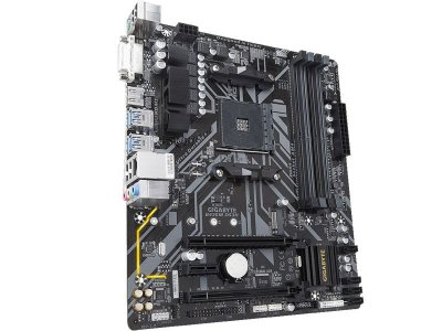 B450M DS3H PLACA MAE DESKTOP AM4 AMD GIGABYTE