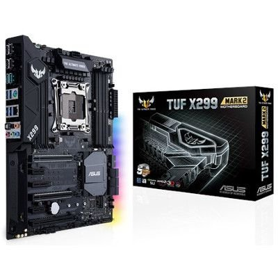 90MB0UB0-M0EAY0 Placa-Mãe Asus (TUF X299 MARK 2) Intel 2066 DDR4 ATX