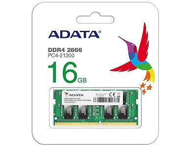 AD4S2666316G19-S MEMORIA NOTEBOOK DDR4 ADATA