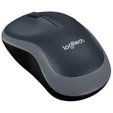 910-002225 Mouse óptico sem fio M185 Cinza Logitech