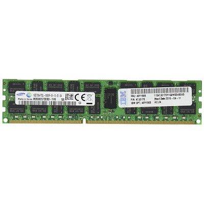 00D4964 Memória Servidor IBM 16GB PC3-10600 ECC SDRAM HCDIMM