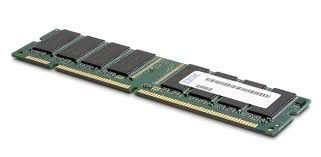00D5044 Memória Servidor IBM 8GB PC3L-12800 DDR3 ECC SDRAM LP RDIMM