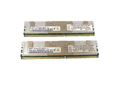 39M5797 Memória Servidor IBM 8GB PC2-5300 ECC SDRAM FB-DIMM