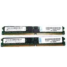 46C0513 Memória Servidor IBM 8GB PC2-5300 ECC SDRAM DIMM