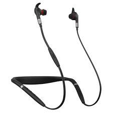7099-823-309 Jabra Headset sem fio Evolve 75e Stereo MS, Link 370 (USB)