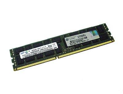 500205-071 Memória Servidor HP 8GB (1x8GB) PC3-10600 RDIMM