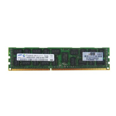 500662-B21 Memória Servidor HP 8GB (1x8GB) PC3-10600 RDIMM
