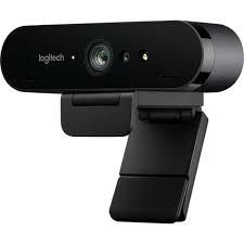 960-001105 Webcam Ultra HD 4K Logitech BRIO