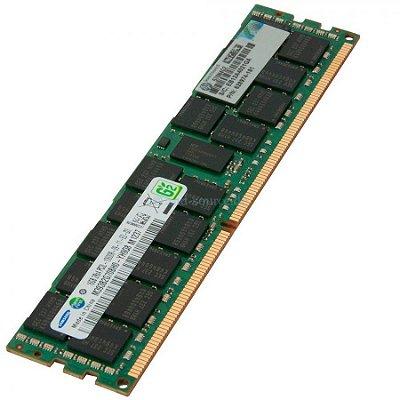 647658-081 Memória Servidor HP UDIMM LP de 8GB (1x8 GB) de classificação dupla