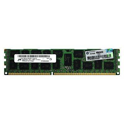 647897-S21 Memória Servidor HP DIMM SDRAM de 8GB (1x8 GB)