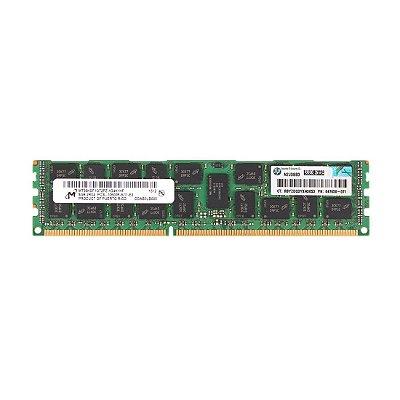 647909-B21 Memória Servidor HP 8GB (1x8GB) Dual Rank LP UDIMM