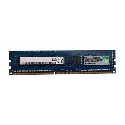 669239-081 Memória Servidor HP 8GB (1x8GB) Dual Rank UDIMM