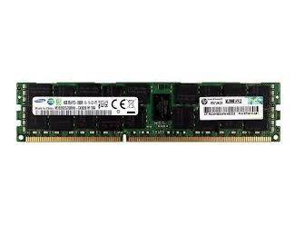 672612-081 Memória Servidor HP DIMM SDRAM de 16GB (1x16 GB)