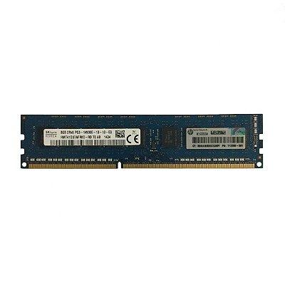712288-081 Memória Servidor HP DIMM SDRAM de 8GB (1x8 GB)