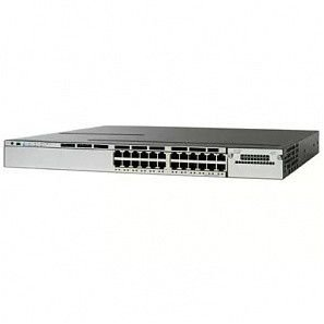 Switch Cisco Catalyst 2960-X 24 GigE PoE 370W, 2 x 10G SFP+ LAN Base / WS-C2960X-24PD-L