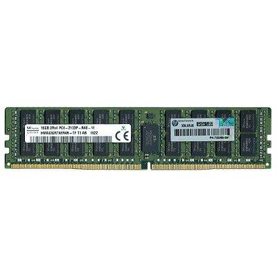 752369-081 Memória Servidor HP DIMM SDRAM de 16GB (1x16 GB)
