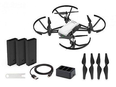 Drone DJI CP.TL.00000017.01 TELLO Boost Combo Arctic White (41709-1)
