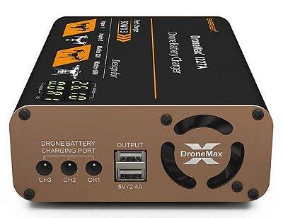 Carregador de Bateria para Drone de Alimentação AC - DroneMax I227A (EN-DM-I227A) Energen
