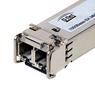 Módulo Mini GBIC (SFP) 1000 Base LX 10KM C/DDM D-net - DN-SFP-LX-10