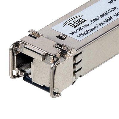 Módulo Mini GBIC WDM 1000 Base BX B 60KM C/DDM D-net - DN-SFP-BXW-60B