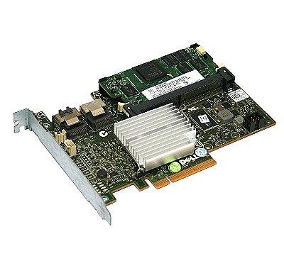 1THG8 Placa Controladora RAID SAS PE PERC H700 de 512MB da Dell