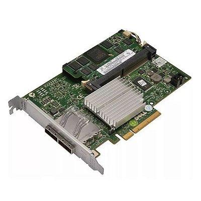 342-1560 Placa Controladora RAID SAS PE PERC H800 de 512MB Dell