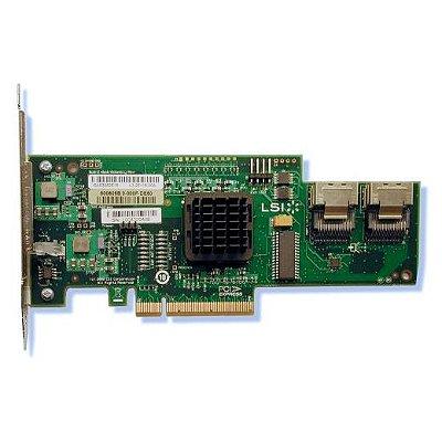 44E8692 Placa Controladora IBM ServeRAID BR10i PCI-e SAS/SATA