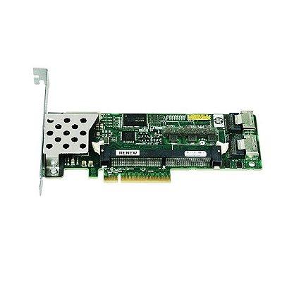 462860-B21 Placa Controladora HP P410 / ZM FIO SAS